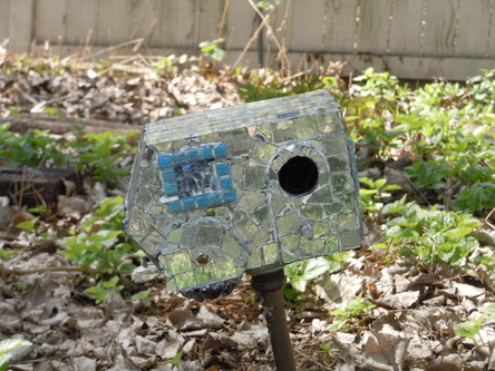 Silver Stream Bird House