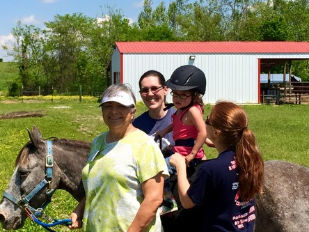 MS Valley Therapeutic Horsemanship
